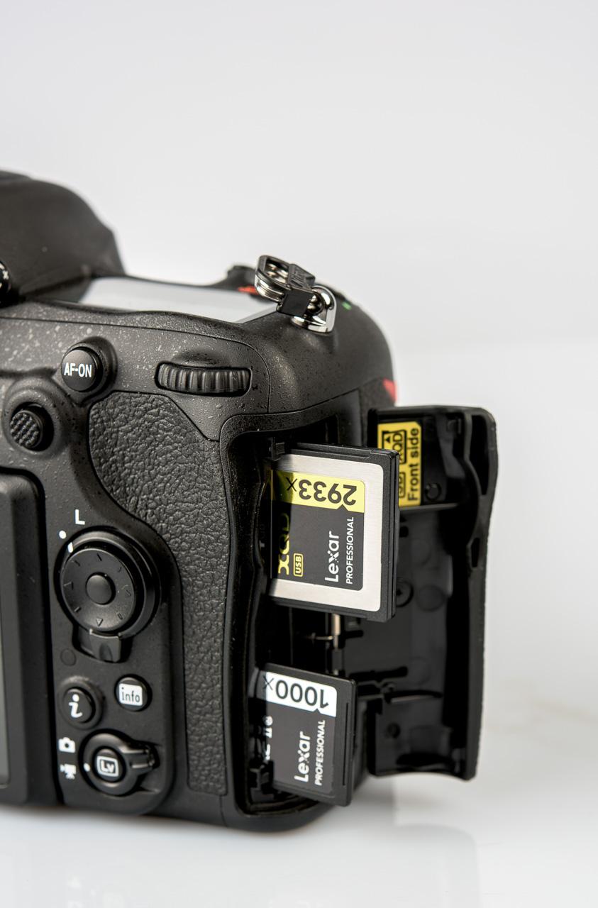 Nikon D500 : firmware 1 02 risolve il problema di lettura