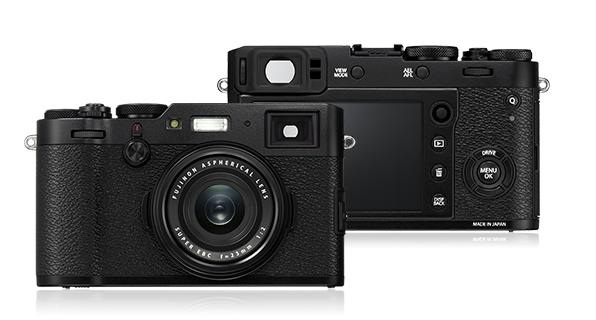 [test] Fujifilm X100F: serve altro?