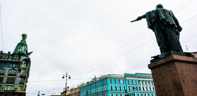 [reportage] Passeggiate a Pietrogrado