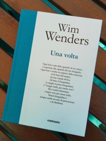 Una volta - di Wim Wenders