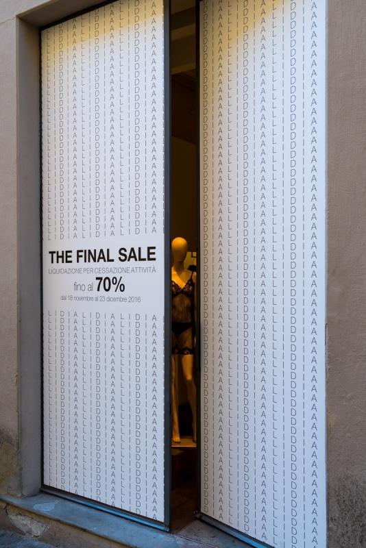 The Final Sale