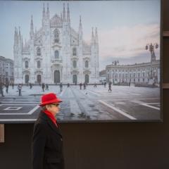 Davanti al Duomo 1