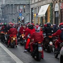 "Santa ""Biker"" Claus"