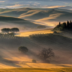 Podere Belvedere Val d'Orcia