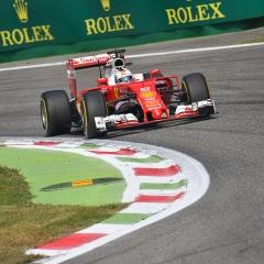 F1 Gran Premio d'Italia 2016 - Monza : Sebastian Vettel
