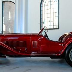 Alfa Romeo 8C spider corsa del 1932
