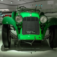 Maserati Tipo V4 Sport Zagato V16 del 1932