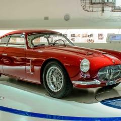 Maserati A6G  54 Berlinetta Zagato del 1956