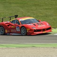 Ferrari Challenge Monza 2017