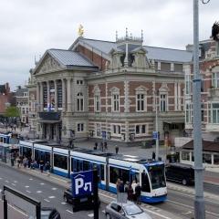 Paesaggio di Amsterdam