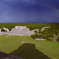Chichén Itzá, Il tempio dei Guerrieri