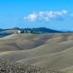 Autunno in terra di Siena
