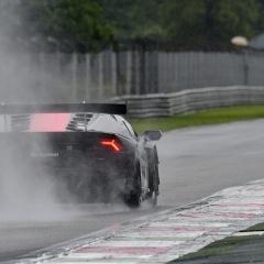 Lamborghini Huracan all'Aci Weekend di Monza