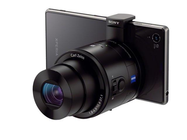 "Immagine Allegata: Sony-Cyber-shot-QX100-Premium-""Lens-style-Camera�-4.jpg"