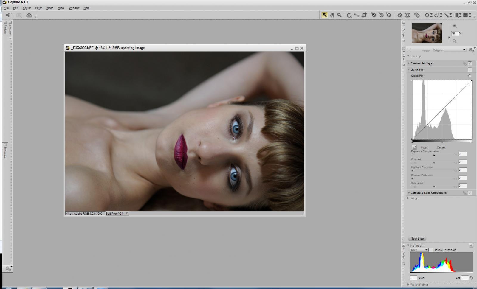 Facciamoci un picture control personalizzato con capture nx2view immagine allegata unog baditri Gallery