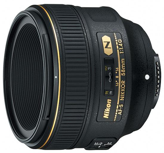 Immagine Allegata: Nikon-NIKKOR-AF-S-58mm-f1.4G-lens.jpg
