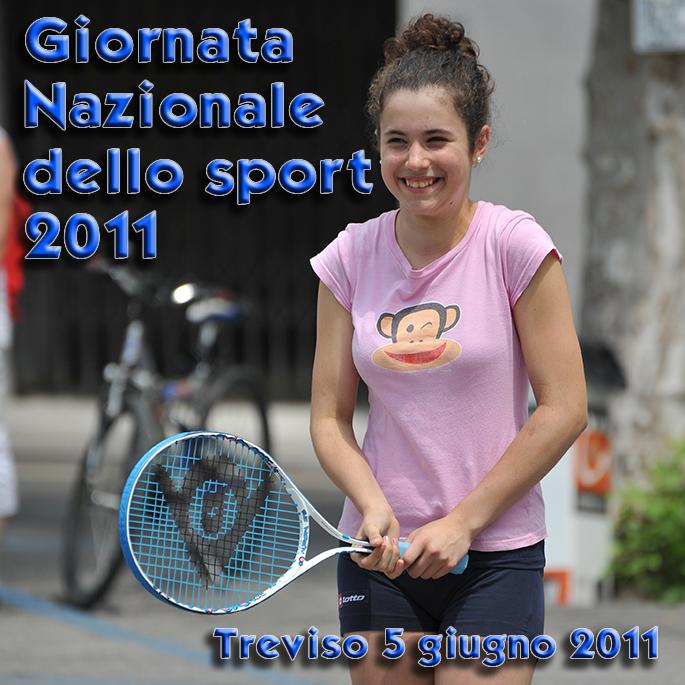 [Sport] Giornata Nazionale dello Sport 2011
