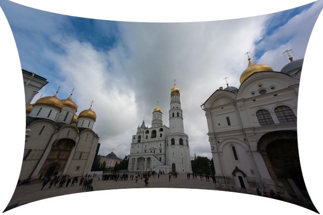 [reportage] Su e giu' per Mosca